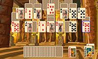 Pasjans Piramida Egipska